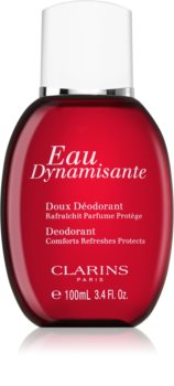 Clarins Eau Dynamisante Deodorant дезодорант з пульверизатором унісекс