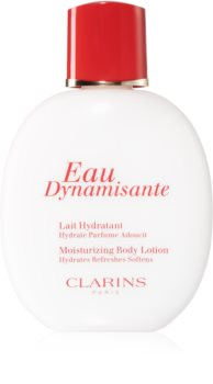 Clarins Eau Dynamisante Moisturizing Body Lotion leche corporal para mujer