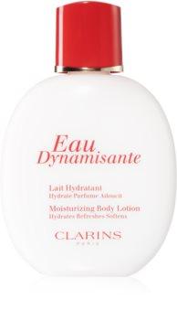 Clarins Eau Dynamisante Moisturizing Body Lotion tělové mléko pro ženy