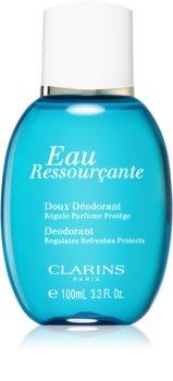 Clarins Eau Ressourcante Deodorant дезодорант с распылителем для женщин