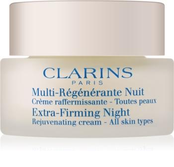Clarins Extra-Firming Åtstramande nattkräm mot åldrande   för alla hudtyper