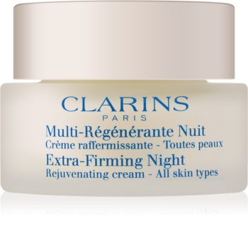 Clarins Extra-Firming crema notte rassodante e antirughe per tutti i tipi di pelle