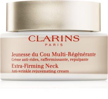 Clarins Extra-Firming συσφικτική κρέμα για λαιμό και ντεκολτέ