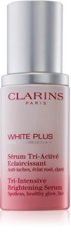 Clarins White Plus rozjasňujúce sérum