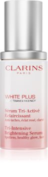 Clarins White Plus Pure Translucency Tri-Intensive Brightening Serum Lysnende serum til korrektion af pigmentpletter