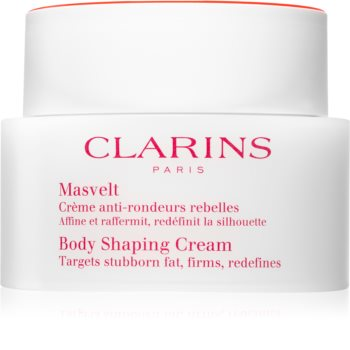 Clarins Body Shaping Cream Shaping Cream Targets Stubborn Fat, Firms, Redefines