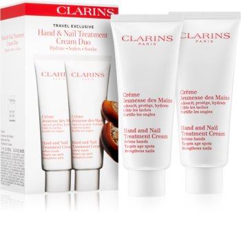 Clarins Body Specific Care kozmetika szett (kézre és körmökre) hölgyeknek