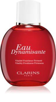 Clarins Eau Dynamisante Treatment Fragrance Raikasta Vettä uudelleentäytettävä Unisex