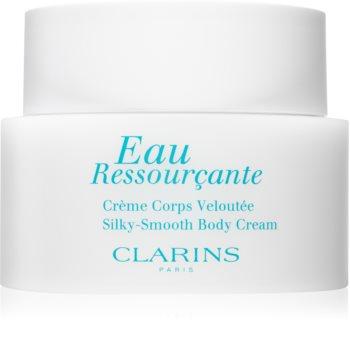 Clarins Eau Ressourcante Silky-Smooth Body Cream telový krém pre ženy