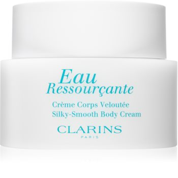 Clarins Eau Ressourcante Silky-Smooth Body Cream крем за тяло  за жени