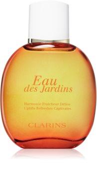 Clarins Eau Des Jardins orzeźwiająca woda dla kobiet