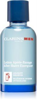 Clarins Men After Shave Energizer loción after shave para calmar la piel