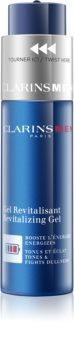 Clarins Men Line-Control Balm energizující gel proti prvním známkám stárnutí pleti