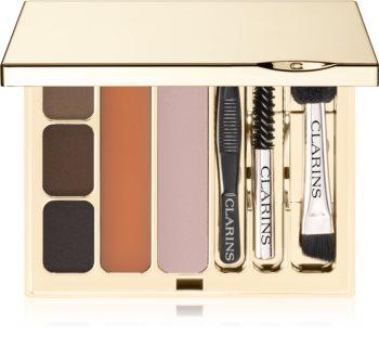Clarins Kit Sourcils Pro Perfect Eyes & Brows Palette kit per sopracciglia perfette
