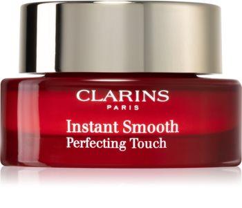 Clarins Instant Smooth Perfecting Touch Egységesítő sminkalap a bőr kisimításáért és a pórusok minimalizásáért
