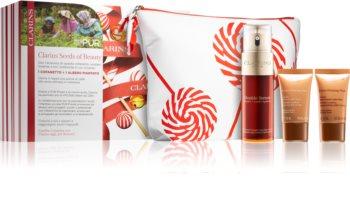 Clarins Double Serum & Extra Firming Collection kozmetika szett (hölgyeknek)