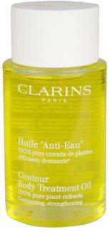 Clarins Body Expert Contouring Care aceite corporal moldeador  con extractos vegetales