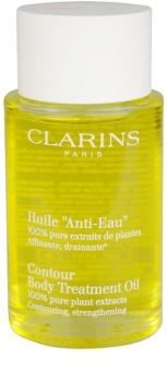 Clarins Body Expert Contouring Care huile pour le corps modelisante aux extraits végétaux