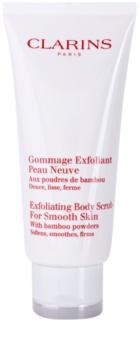 Clarins Body Exfoliating Care Exfoliating Body Scrub For Smooth Skin
