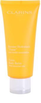 Clarins Body Hydrating Care balsam loțiune de corp îngrijire cu uleiuri esentiale