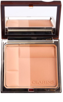 Clarins Face Make-Up Bronzing Duo mineralischer bronzierender Puder