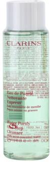 Clarins Cleansers lozione struccante detergente per pelli grasse e miste
