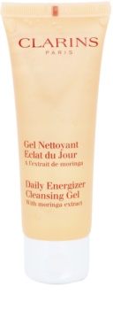Clarins Daily Energizer Cream Cleansing Gel with Moringa Extract