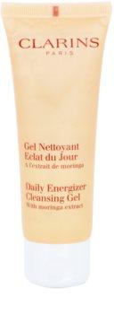 Clarins Daily Energizer gel de limpeza refrescante com efeito hidratante