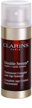Clarins Double Serum εντατικός ορός ενάντια στη γήρανση της επιδερμίδας