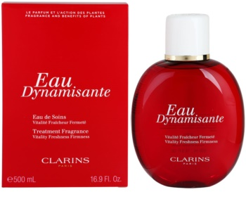 Clarins Eau Dynamisante erfrischendes wasser ersatzfüllung Unisex