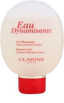 Clarins Eau Dynamisante Shower Gel gel doccia da donna