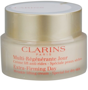 Clarins Extra-Firming crema de zi pentru lifting ten uscat