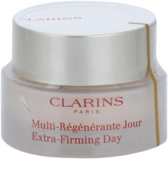 Clarins Extra-Firming krem liftingujący przeciw zmarszczkom na dzień do wszystkich rodzajów skóry