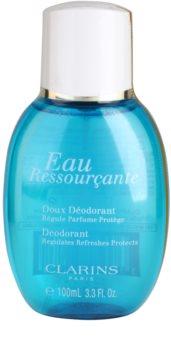 Clarins Eau Ressourcante deodorant s rozprašovačom pre ženy