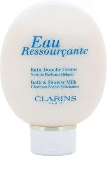 Clarins Eau Ressourcante sprchový gel pro ženy 150 ml sprchové mléko