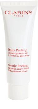 Clarins Exfoliating Care creme de peeling suave para todos os tipos de pele