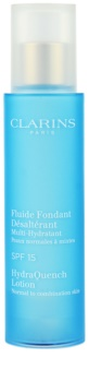 Clarins HydraQuench Lotion for Normal to Combination Skin SPF 15