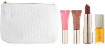 Clarins Lip Make-Up Joli Rouge kozmetika szett I.