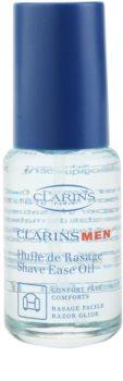 Clarins Men Shave olej na holenie pre všetky typy pleti