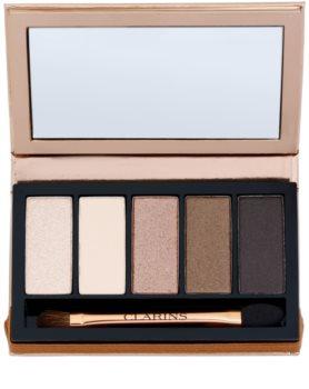 Clarins Eye Make-Up Palette 5 Couleurs paleta de sombra de olhos 5 cores