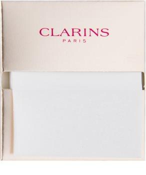 Clarins Pore Perfecting toalhitas matificantes recarga