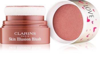 Clarins Face Make-Up Skin Illusion blush compact