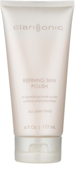 Clarisonic Cleansers Refining Skin Polish gommage corps adoucissant