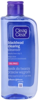 Clean & Clear Blackhead Clearing Ansigtslotion Anti-hudorme