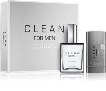 CLEAN For Men Classic coffret cadeau I. pour homme