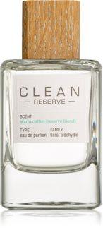 CLEAN Reserve Collection Warm Cotton woda perfumowana dla kobiet
