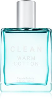 CLEAN Warm Cotton Eau de Toilette Naisille