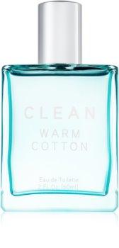 CLEAN Warm Cotton Eau de Toilette til kvinder