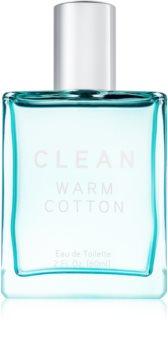 CLEAN Warm Cotton toaletna voda za žene