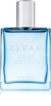 CLEAN Cool Cotton eau de toilette hölgyeknek